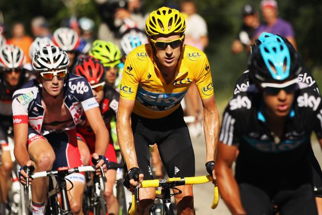 Tour De France 2012: Bradley Wiggins Continues Dominance of This Year's Event