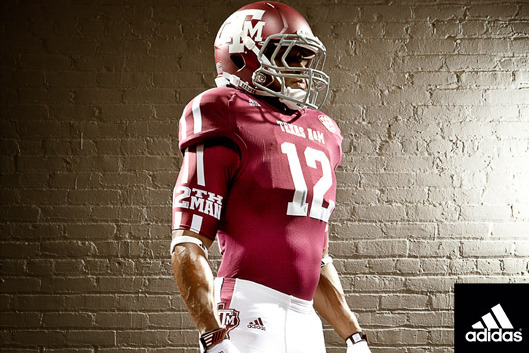 Texas A&M Football: Aggies' Transition to SEC Include Sharp New Uniforms