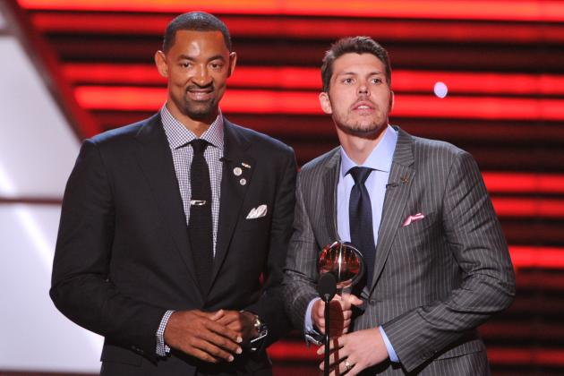 2012 ESPY Winners: Miami Heat Did Not Deserve to Win