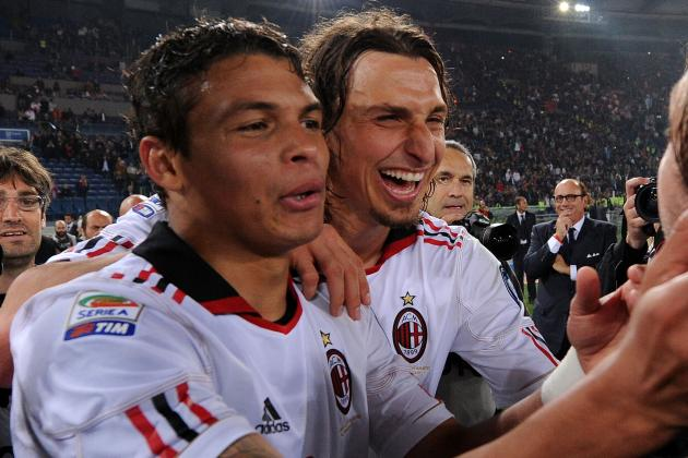 Thiago Silva and Zlatan Ibrahimovic Will Make PSG Formidable