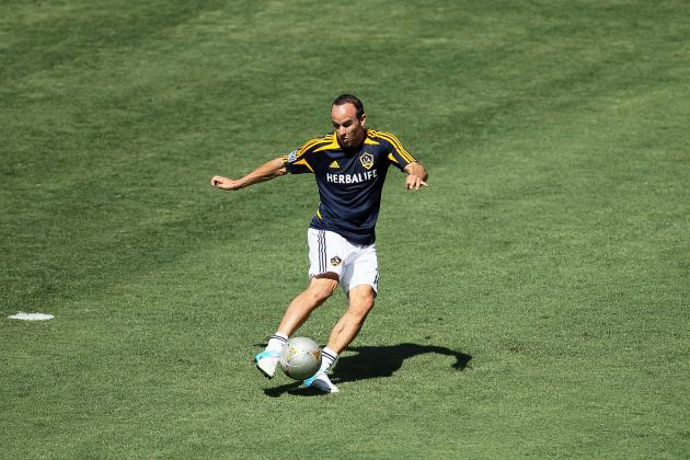 Los Angeles Galaxy vs. Portland Timbers: Analysis, Reaction and More