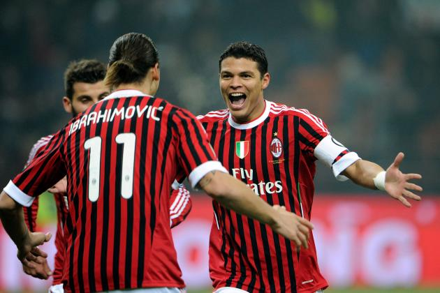 Transfer News: AC Milan to Sell Thiago Silva, Ibrahimovic to Paris Saint-Germain
