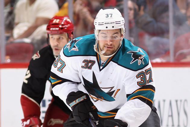 Sharks Sign Four, Including Galiardi