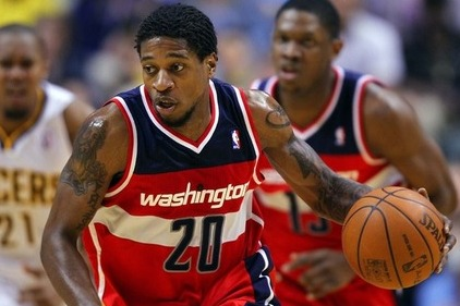 WIZARDS RE-SIGN CARTIER MARTIN