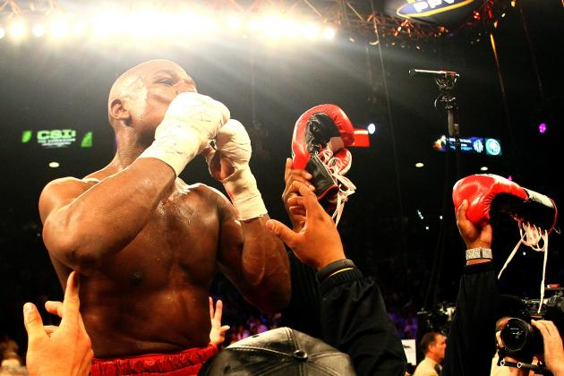 Floyd Mayweather Jr. Thanks Fans for Support in ESPYs Win