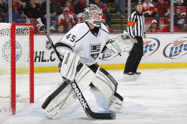 NHL Trade Rumors: Los Angeles Kings Should Get Rid of Goalie Jonathan Bernier