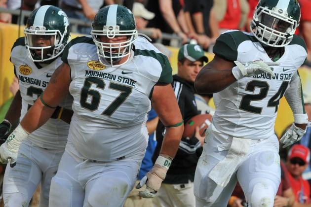 Chris McDonald Among Spartans on Outland Trophy, Nagurski Trophy Watch Lists
