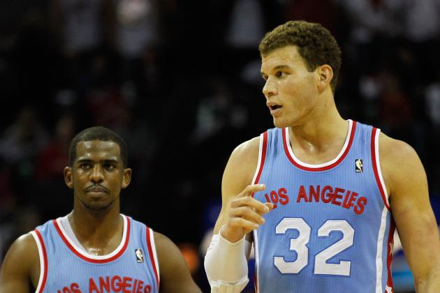 Odds Blake Griffin and Chris Paul Are Still Clippers in 2013-14