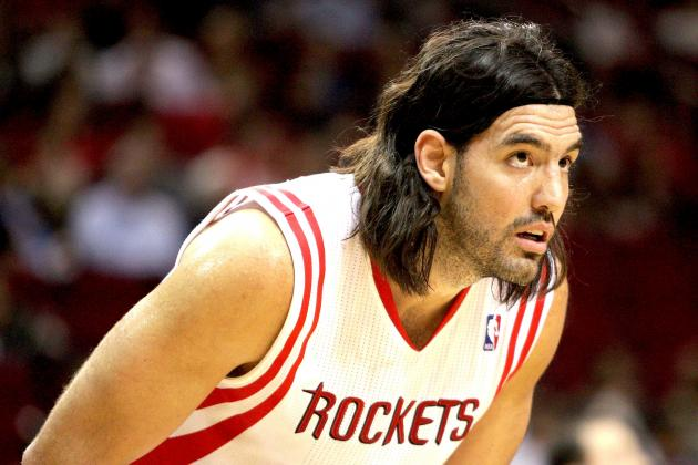 Houston Rockets Will Reportedly Amnesty Luis Scola