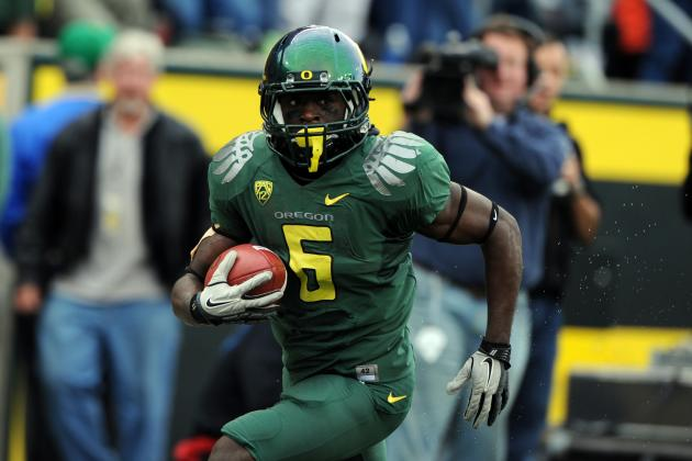 Oregon Football: Why De'Anthony Thomas Is the Ducks Most Valuable Player in 2012