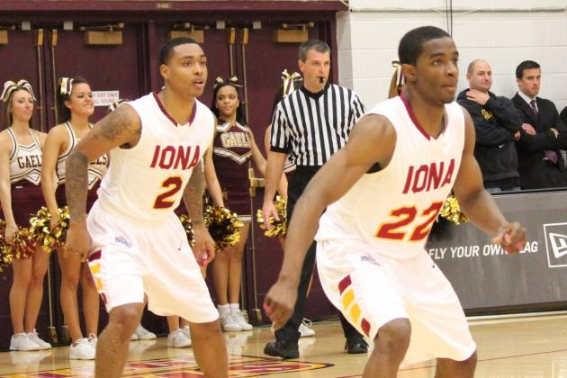 Iona College Basketball: Tim Cluess Signs Nine New Players for 2012-13 Gaels