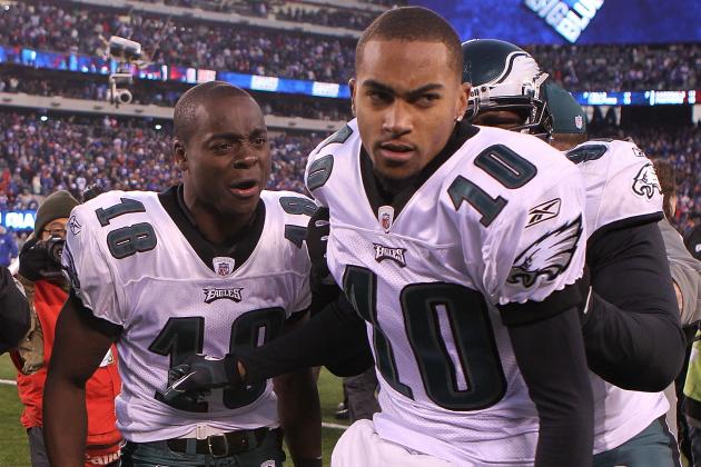 Philadelphia Eagles: Will DeSean Jackson or Jeremy Maclin Have a Better Career?