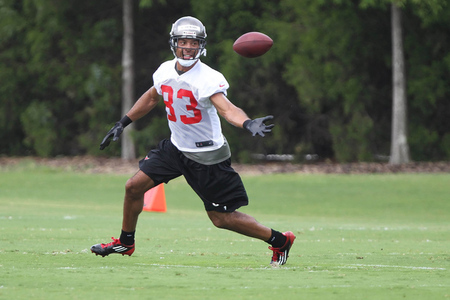 Counting Down the Top 25 Players in the NFC South: No. 15, Vincent Jackson