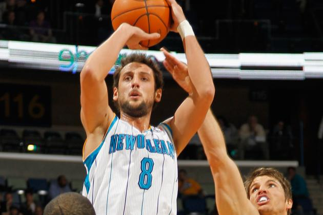 Clippers Interested in Acquiring Unrestricted Free Agent Marco Belinelli
