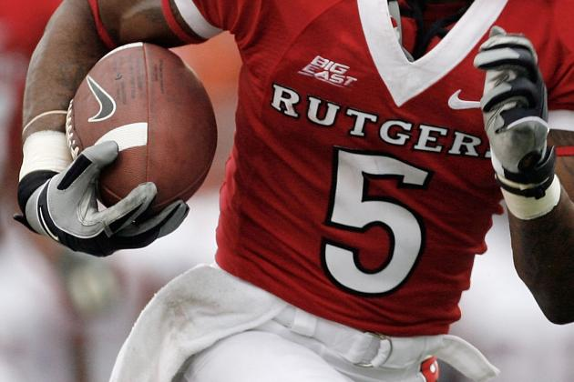 Rutgers Recruiting: The Top 5 Offensive Prospects the Knights Are Targeting