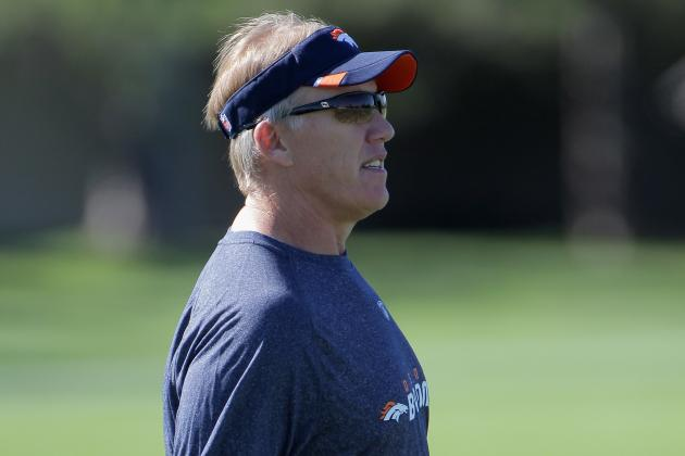 Big Name Denver Broncos Who Could Be Cut in Training Camp
