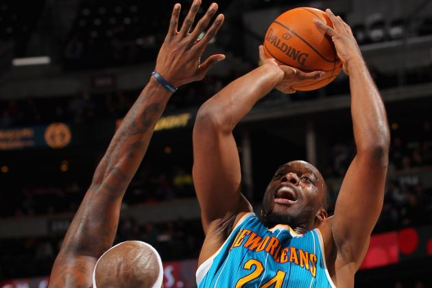 Golden State Warriors Reportedly Pursuing Carl Landry