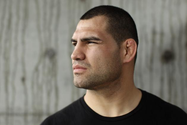 Exclusive: UFC Star Cain Velasquez Hoping to Capture Hispanic Market at NuvoTV