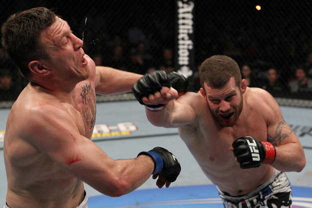Nate Marquardt's Road to Redemption Begins with Tyron Woodley