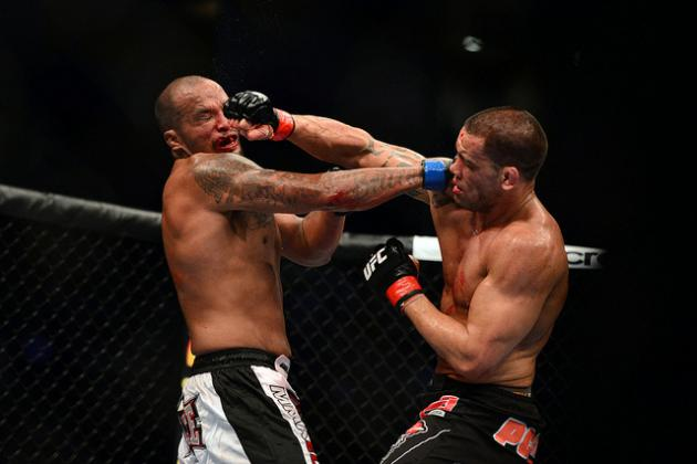 UFC on Fuel TV Medical Suspensions: Munoz and Te Huna Face 6-Month Suspensions