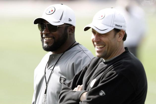 Pittsburgh Steelers: Breaking Down Todd Haley's Effect on the Passing Game