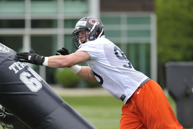 3 Things to Expect from Chicago Bears Rookie Shea McClellin
