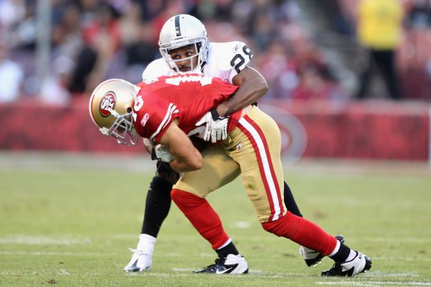 Bold Predictions: Can the 2012 Raiders Be Better Than the 2011 49ers?