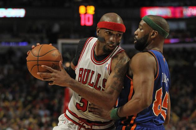 Why Rip Hamilton Needs to Be the Chicago Bulls' Biggest Surprise Next Season