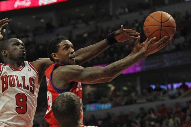 Philadelphia 76ers: Breaking Down How to Replace Lou Williams