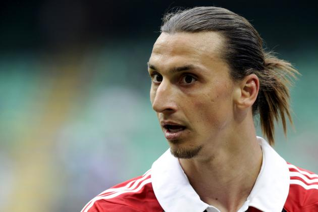 Ibrahimovic's Winning Ponytail Set to Leave AC Milan for PSG: Reports