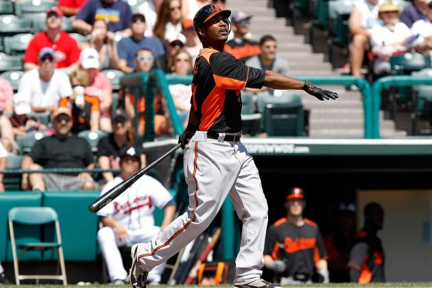 L.J. Hoes: Baltimore Orioles Hot Prospect Knocking on Door at Camden Yards