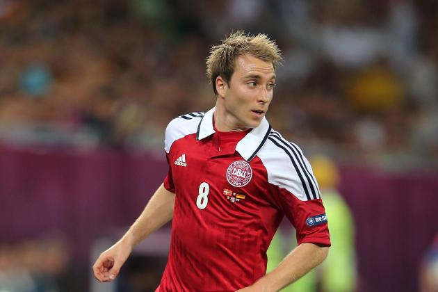 Manchester United Transfer: Could Christian Eriksen Be the One?