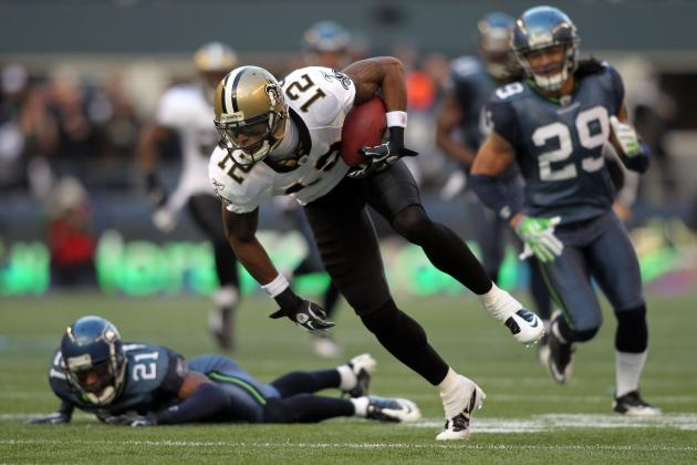 Counting Down the Top 25 Players in the NFC South: No. 14, Marques Colston