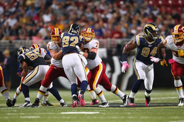 Mike Shanahan Taking a Big Risk with the Washington Redskins Offensive Line