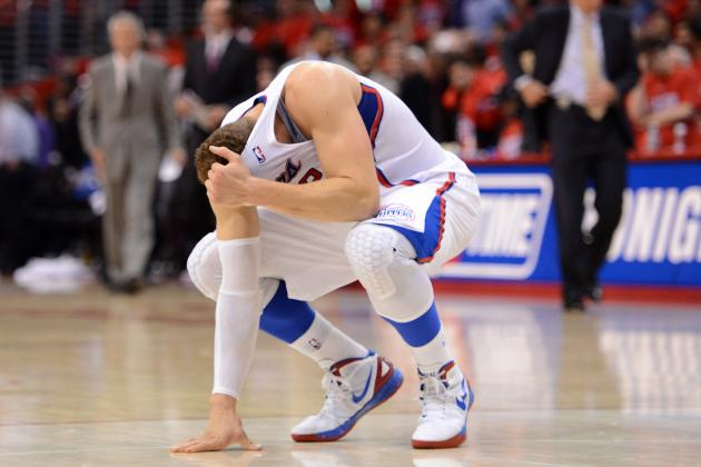 Olympic Basketball 2012: Blake Griffin's Injury Shouldn't Deter NBA Involvement