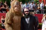 Brian Wilson Hits the ESPYs Red Carpet in Typical Fashion