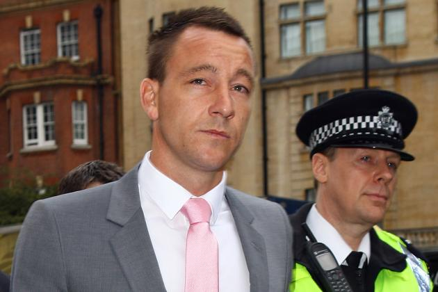 John Terry Found Not Guilty of Racially Abusing Anton Ferdinand: Breaking