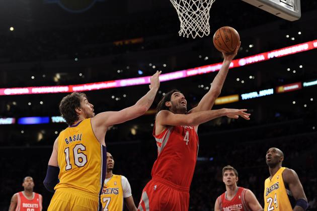 Los Angeles Lakers Should Add Luis Scola to Their List