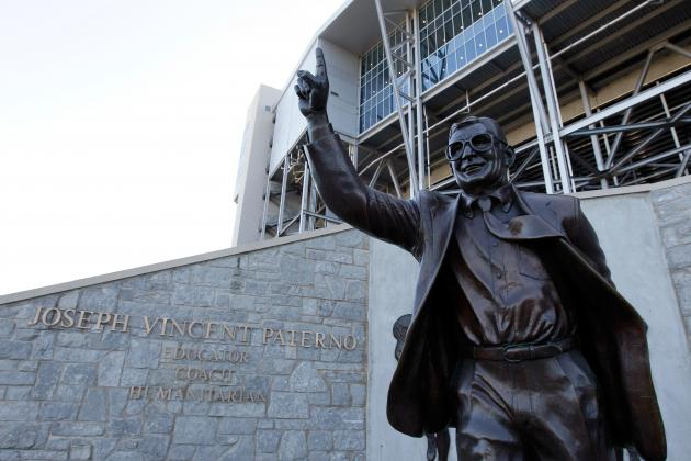 Penn State: What Should They Do with Joe Paterno's Statue?