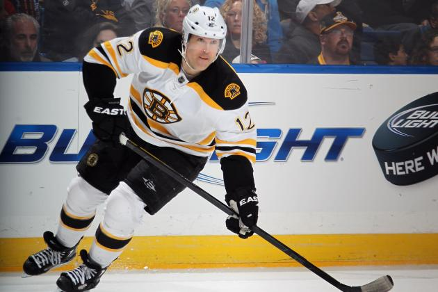 NHL Free Agency: Should the Boston Bruins Re-Sign Brian Rolston?