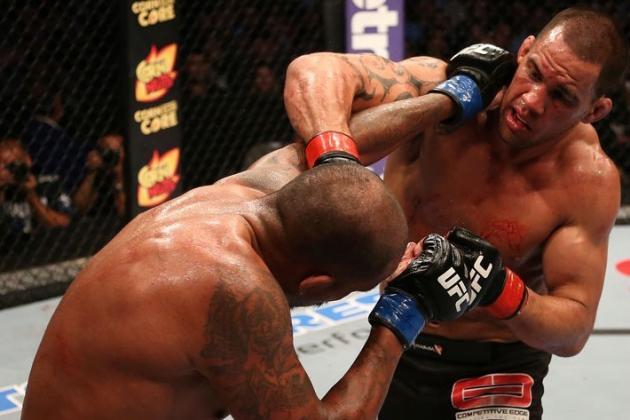 UFC on Fuel TV 4: Munoz vs. Weidman Fighter Salaries