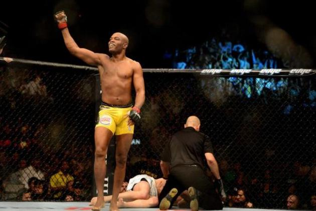 The Time-Old Question: Who Is Next for Anderson Silva?