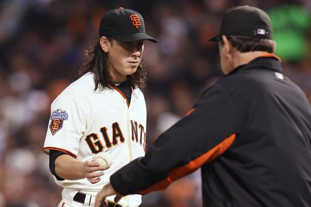 Bochy Changes Tone, Introduces Lincecum's Leash