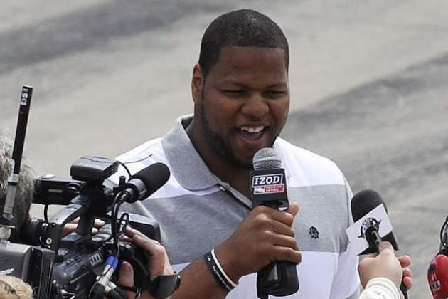 Lions' Ndamukong Suh Eager to Take on Expanded Role