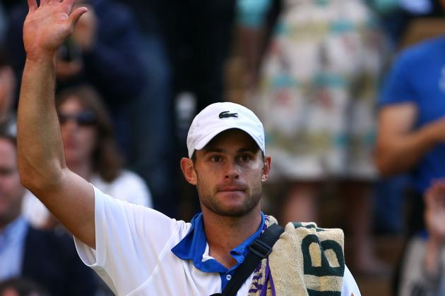 Andy Roddick Is Comfortable with US Tennis Future