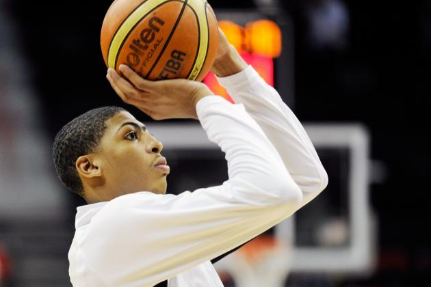 Anthony Davis Officially Named to US Olympic Basketball Team