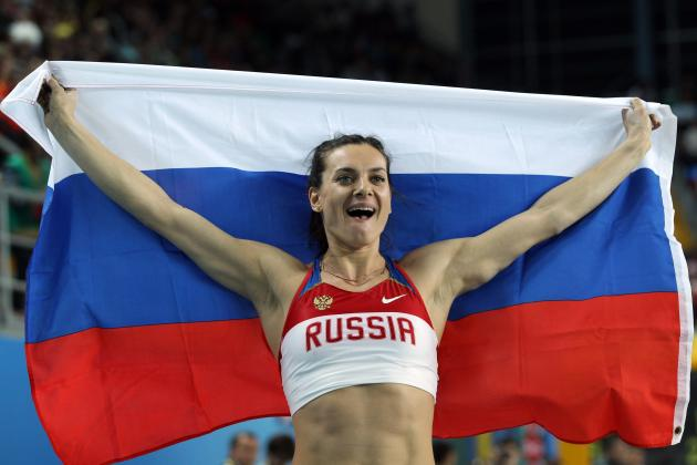 US Olympic Track & Field Team 2012: Pole Vault Women Must Top Yelena Isinbayeva