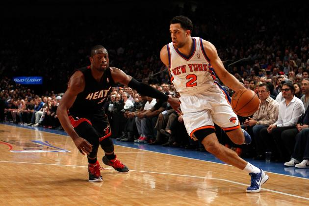 Knicks Mulling Alternatives to Landry Fields
