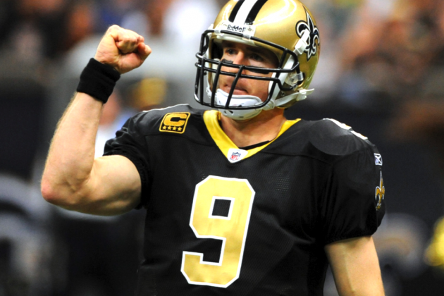 Drew Brees and New Orleans Saints Reportedly Agree on Contract Extension