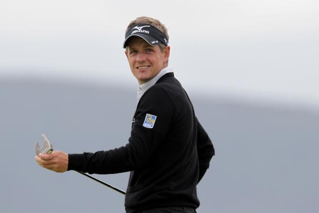 Open Championship 2012: Big Names Flashing Top Form in Tune-Up Event